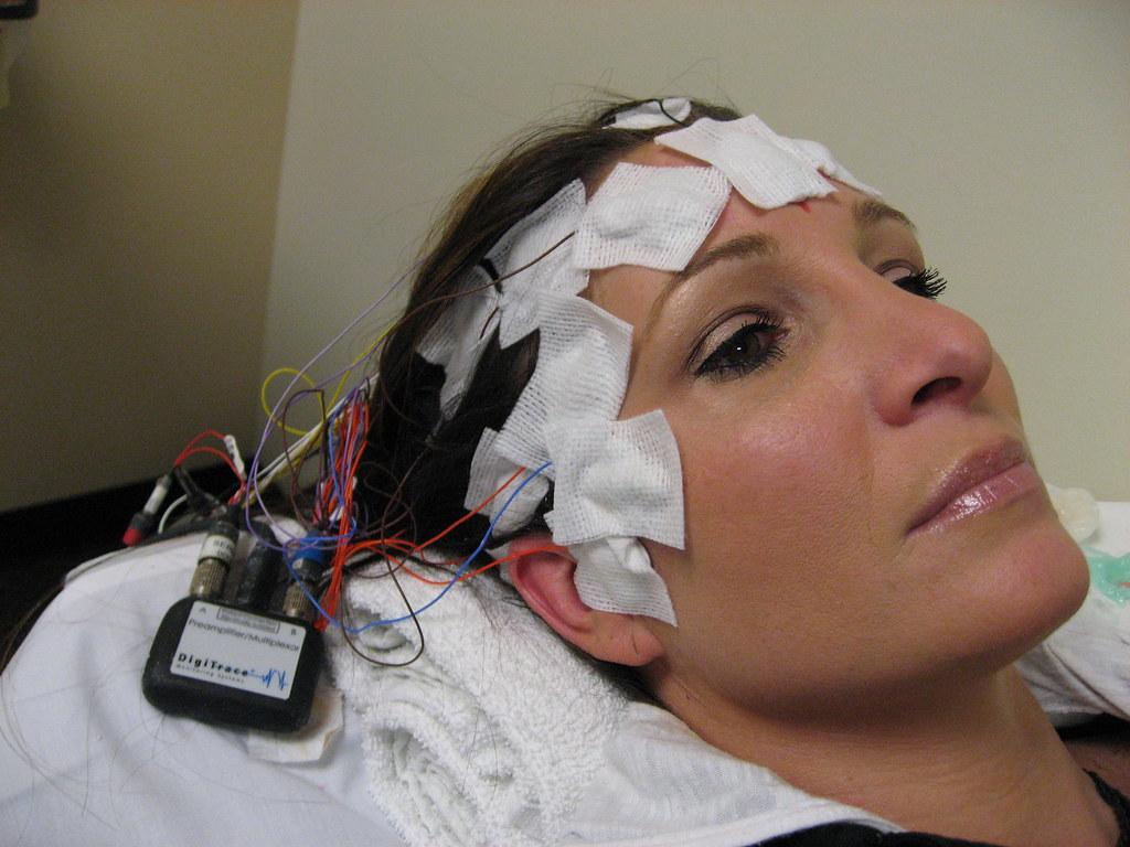 pics for eeg electrodes on head. Black Bedroom Furniture Sets. Home Design Ideas