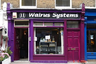 Walrus Shopfront | by bellaphon