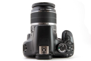 Canon XSi - Top With Lens | by crob