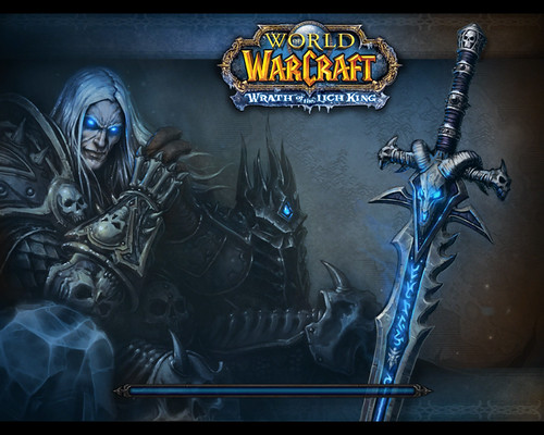 WOTLK Loading Screen | by Batty aka Photobat
