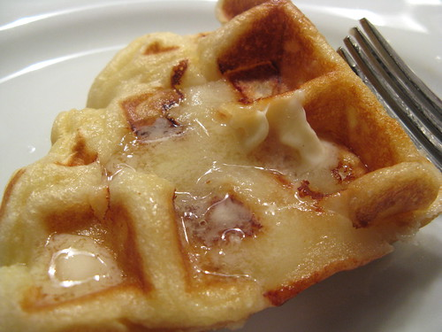 Apple Waffles | by katbaro