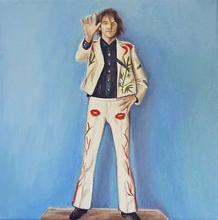 gram parsons | by buckaroo kid
