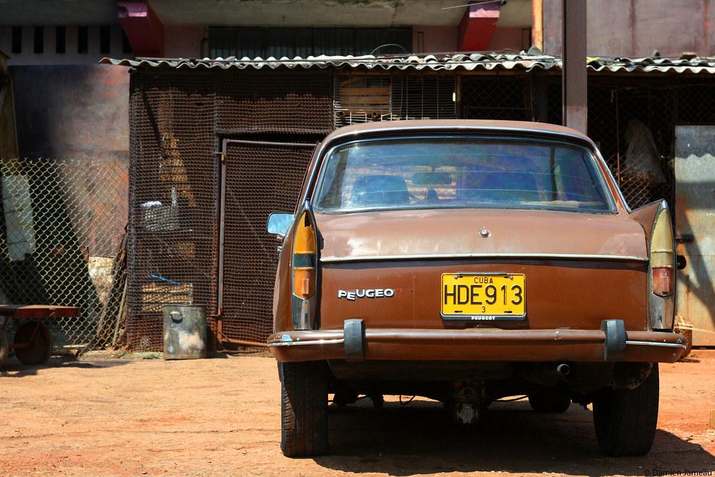 Carnet de voyage : Cuba, l'autre pays des 404 (3/12) - le blog auto