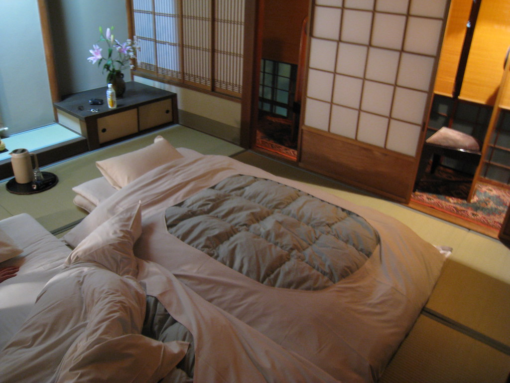 watch japan in youtube japanese mattress tatami bed