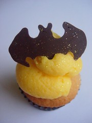 Batman Cupcake - Mini | by cupcaketastic