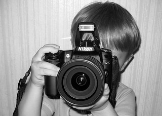 3 year old + Nikon D80 = Nervous Dad! | by Adam Melancon