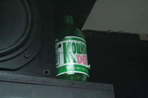 Old glass Mountain Dew Bottle | Found hiding out in a nook ...