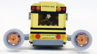 Lunar School Bus - Rear | by Bill Ward's Brickpile