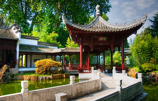 Chinese Garden | by Xindaan