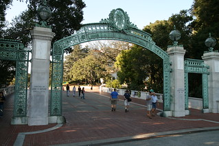 The Sather Gate | by Bernt Rostad