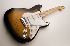 Mark Knopfler Signed Guitar | by Foundations of Music