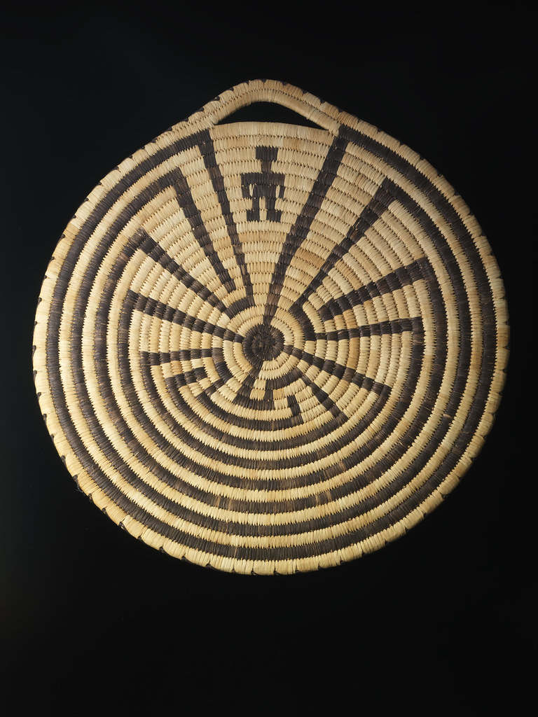 Symbol Of The Tohono Oodham Tribe In A Traditional Desgin Flickr