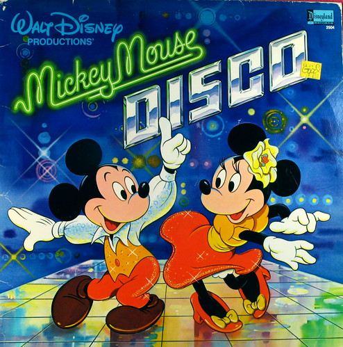 Mickey Mouse Disco | by kevin dooley