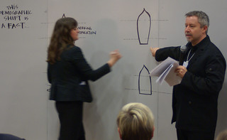 Silver to Gold - Tianjin WorkSpace 2008 | by World Economic Forum
