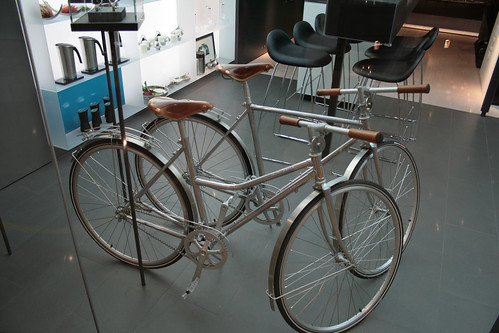 Georg Jensen Bikes | by mobil'homme