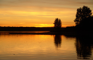 Reservoir Sunset, Calgary | by Hank888