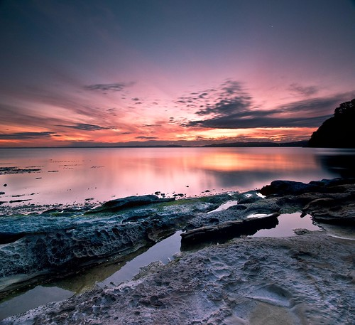 A Rocky Sunset | by Nazar's Collection