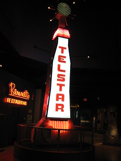 The Telstar Sign | by M & J Hos
