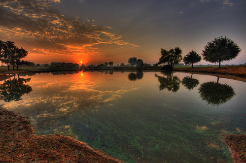 Sunrise Reflections | by StaticSparks.com