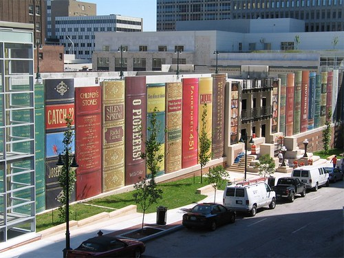 Central Library Parking Garage | by Kansas City Public Library