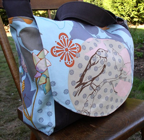 Messanger Bag/Diaper Bag-Prototype | by BCharmer