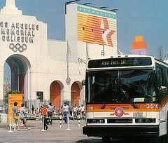 1984 Olympic Games | by Metro Transportation Library and Archive