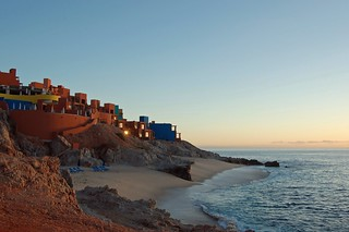 Sunrise in Los Cabos | by desertdutchman