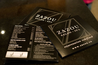 Zazou Salon & Spa | by Ianiv & Arieanna