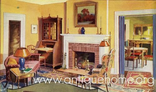 1930 living room 1930s living room design see the gordon for Living room 1930s