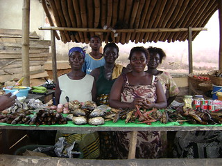 Nyakrom Fish Market Woman | by aripeskoe2