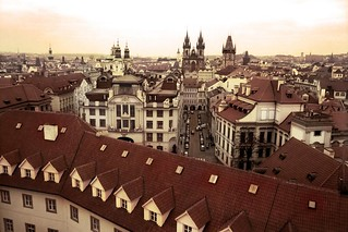 Prague (From Above) | by Gilderic Photography