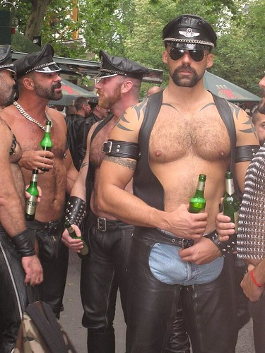hotel in leather berlin gay