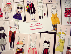 fifi cards | by *FIFI-LAPIN*