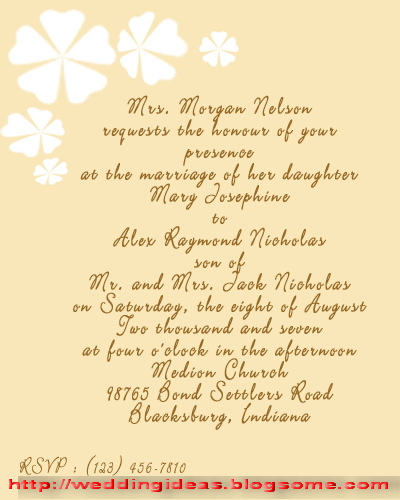 Weddinginvitationdeceasedparent here some wedding invitati flickr weddinginvitationdeceasedparent by akuhdiah weddinginvitationdeceasedparent by akuhdiah stopboris Gallery