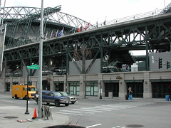 Safeco Field On A Modern Note The Ballpark Features A