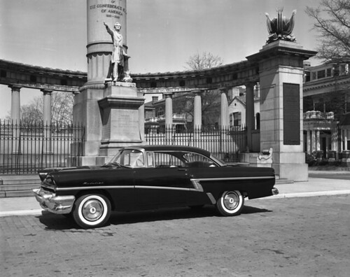 Mercury car | by The Library of Virginia