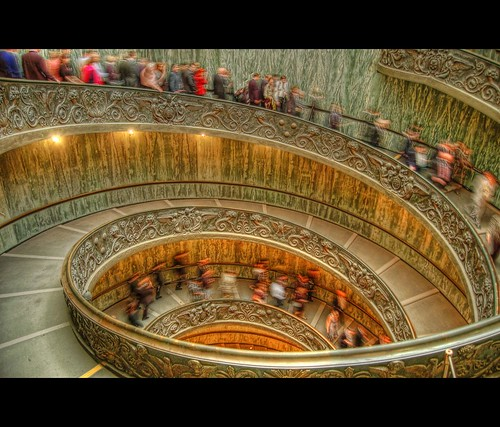 Vatican stairs | by Giorgos~