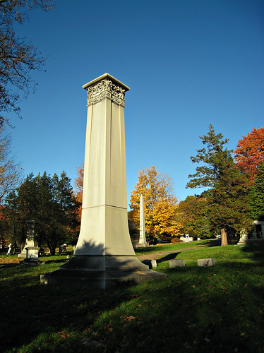 Oakwood Cemetery - Troy, NY - 20 | by sebastien.barre