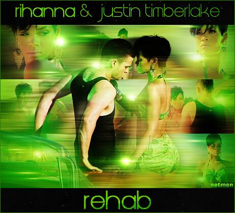 Rihanna Feat Justin Timberlake Rehab Минус