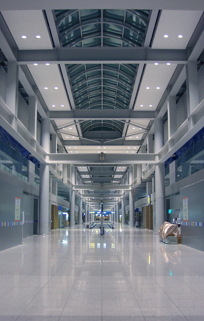 Seoul Incheon International Airport   I had a layover in Seo…   Flickr