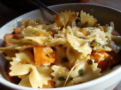 Pan-Fried Pasta with Butternut Squash, Fried Sage, and Pine Nuts | by ...