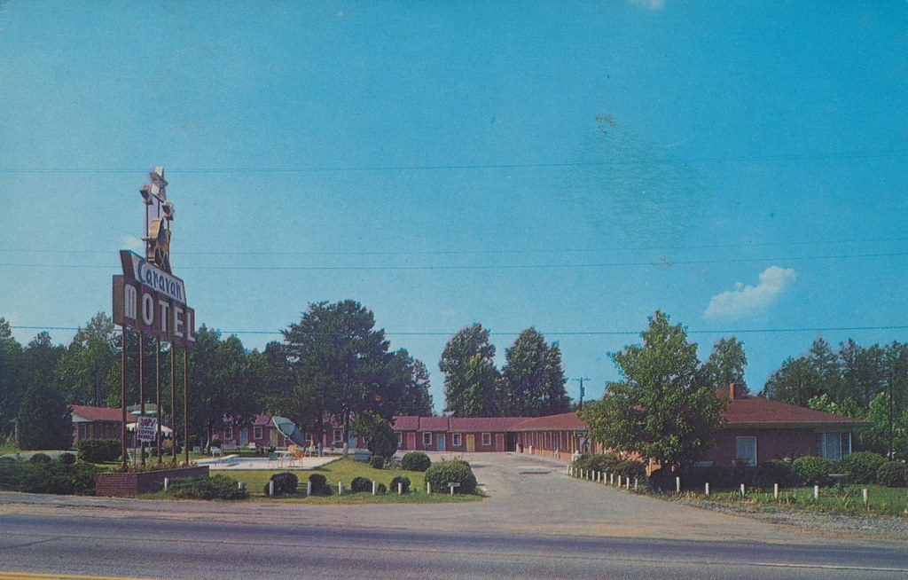 Caravan Motel - Gastonia, North Carolina