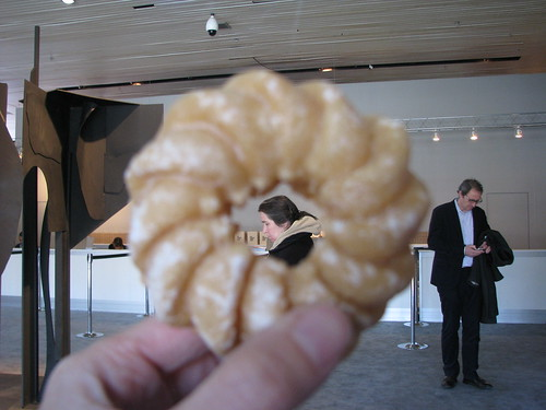 My Kenny Scharf french cruller | by C-Monster