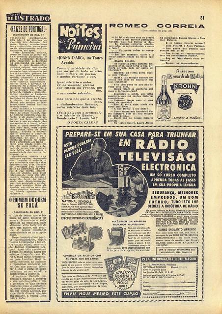 Século Ilustrado, No. 935, December 3 1955 - 29