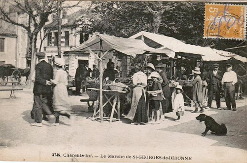 Marche 1910 march de st georges office de tourisme - Office de tourisme st georges de didonne ...