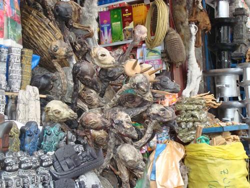 Resultado de imagen de mercado de bruja la paz