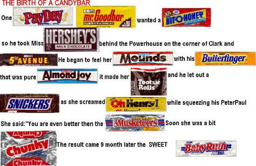 Birth of the Baby Ruth candy bar | by Yummies 4 Tummies