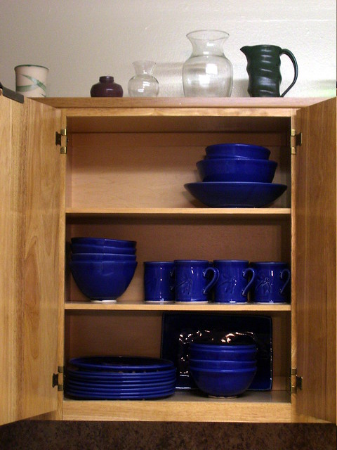 Dishes Stored