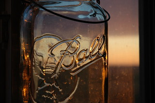 Ball Jar Sunrise | by melissagoodwin