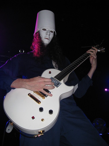 Buckethead | by TechnicolourBoy